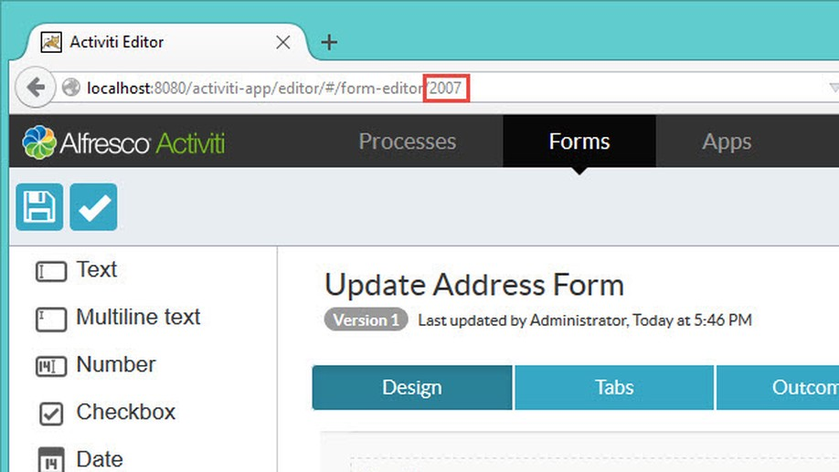 How to Make a Process Form Reusable in the Activiti Enterprise BPM Suite